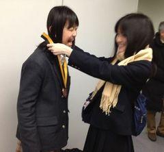 IMG_0819 まゆちゃんにメダル!.jpg